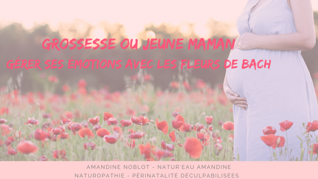 grossesse mumtobe futuremaman emotions fleursdebach bebe baby jeunemaman maternité motherhood mama naissance birth postpartum