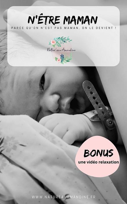 ebook postpartum postnatal maman bebe accouchement naissance parents jeunemaman futuremaman femmeenceinte natureaumandine naturopathie