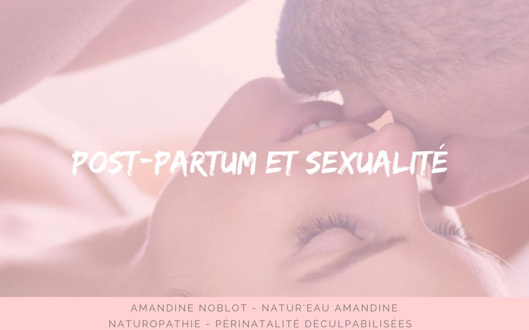 POST-PARTUM ET SEXUALITE