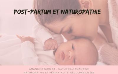 POST-PARTUM ET NATUROPATHIE